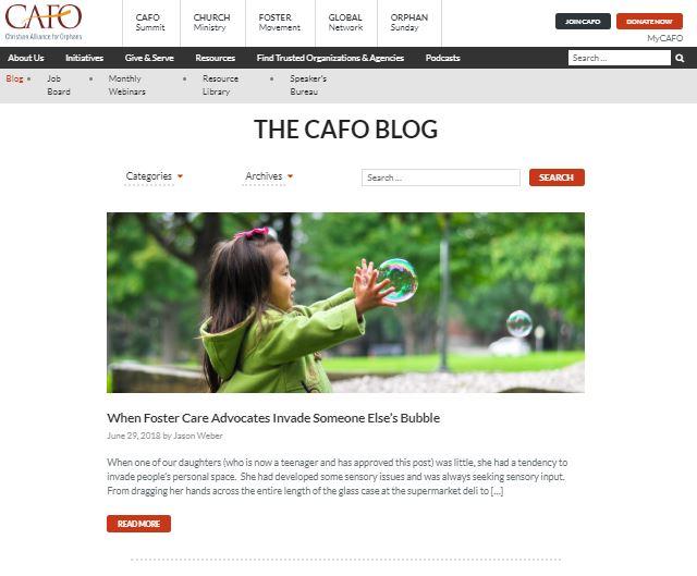 CAFO, children, missionary, ,culture shock